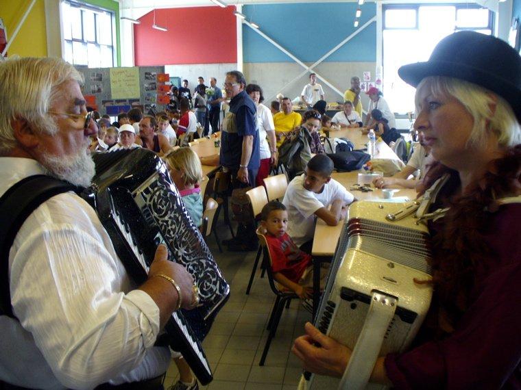 étape spiere 2009 accordéon