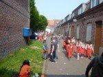 Première sortie dans les rues pour les Brigades Jardinières